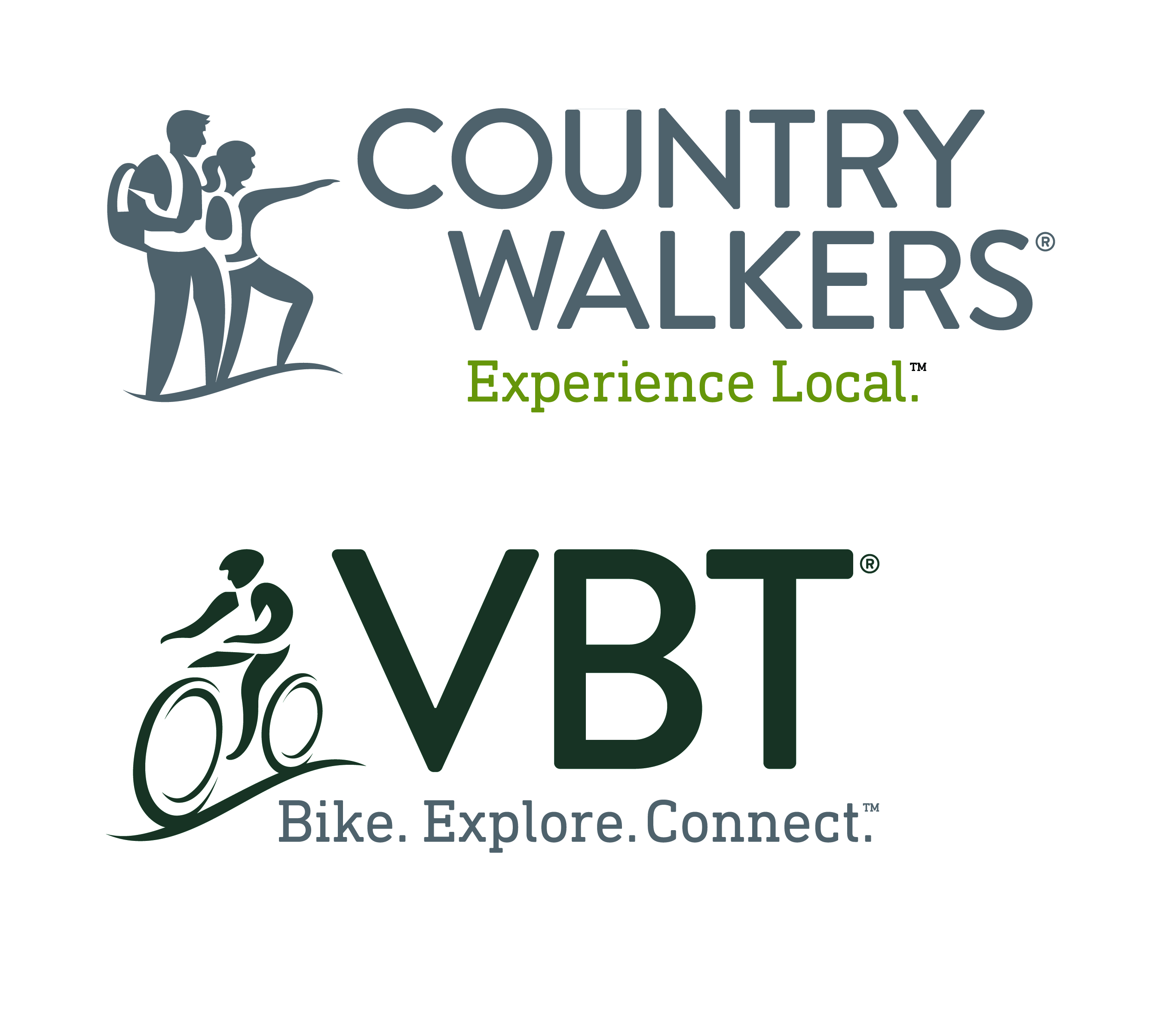 Country Walkers and VBT Bicycling and Walking Vacations